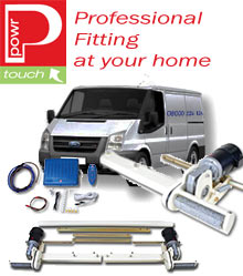 Caravan Mover fitting at your home or storage